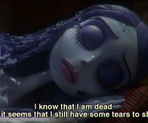 love, sad, and cry image