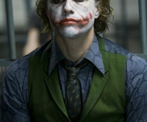 batman, heath, and heath ledger image