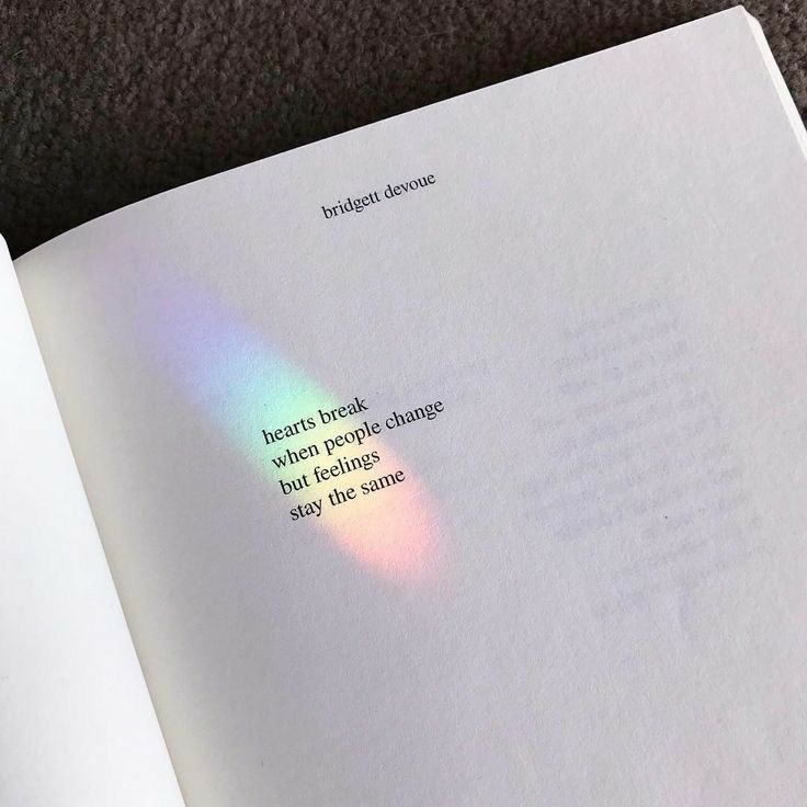aesthetic quote quotes book rainbow on we heart it