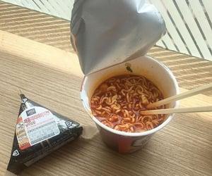 food, yummy, and korean food image