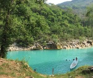 agua, naturaleza, and turquesa image