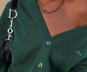 fashion, dior, and green image