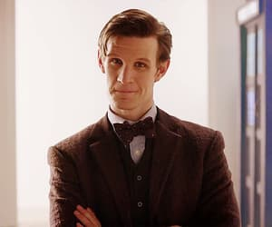 doctor who, eleven, and gif image
