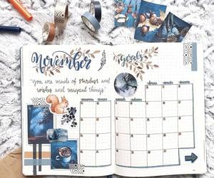 november and bullet journal image