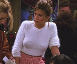 friends, 90s, and rachel image