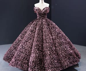 long dress, prom dress, and prom dresses 2020 image
