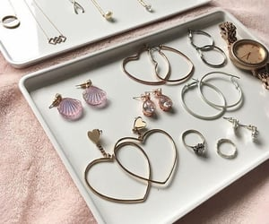 accessories, jewelry, and earrings image