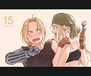anime, anime girl, and edwin image