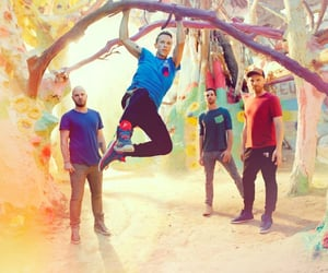 coldplay, music, and new album image
