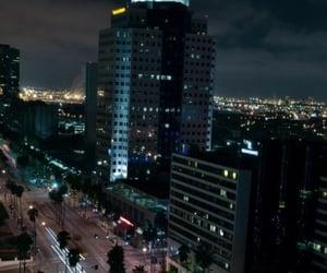 ciudad, lights, and night image