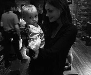 phoebe tonkin, The Originals, and baby image