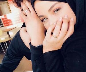 arabs, muslim girls, and arab woman image