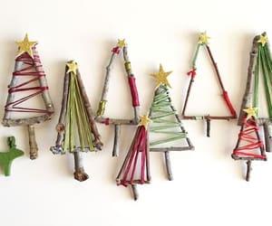 christmas, little tree, and diy image