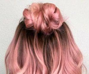 Pink hairss!!