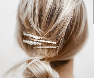 hair, fashion, and style image