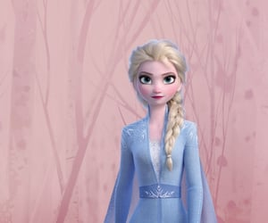animation, disney, and frozen image