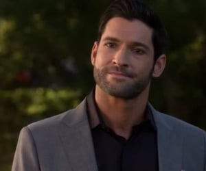 detective, lucifer, and Tom image