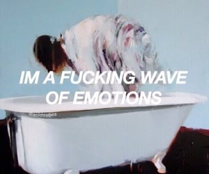 quotes, emotions, and grunge image
