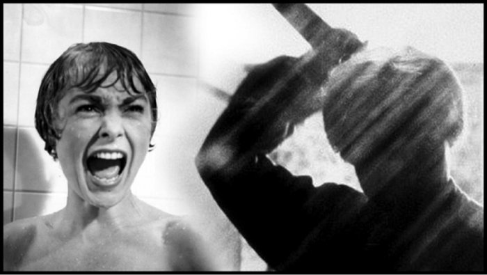 article, horror movie, and Psycho image