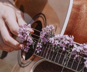 article, guitar, and fic image