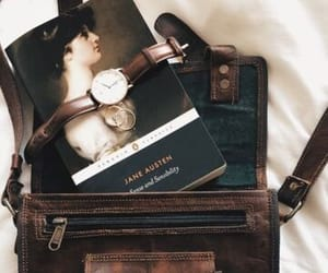 book, jane austen, and aesthetic image