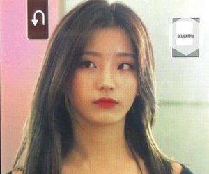 girl, preview, and saerom image