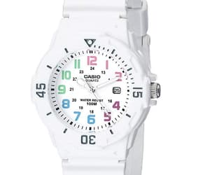 watch and casio women's image