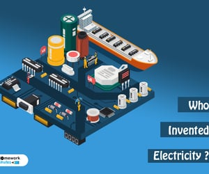 electricity, electronics, and electric vehicles image