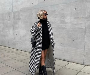 blogger, CK, and street style image