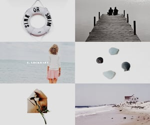 book, we were liars, and aesthetic image