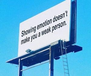 billboard, blue, and sky image