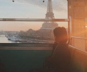 france, grunge, and paris image