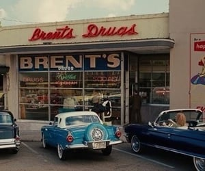 retro, vintage, and car image