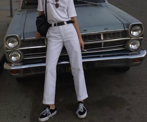 fashion, car, and white image