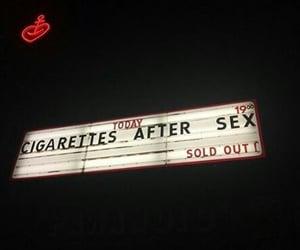 cigarettes, couple, and crush image