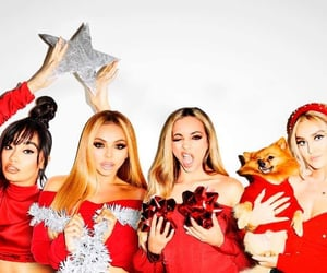 christmas, jesy nelson, and leigh anne pinnock image