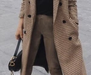 coats, outfits, and shoes image