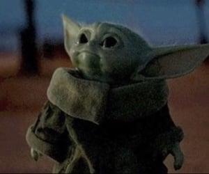 star wars, yoda, and baby yoda image