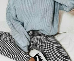 blue, chill, and plaid image