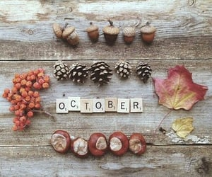 hello, october, and شهر image