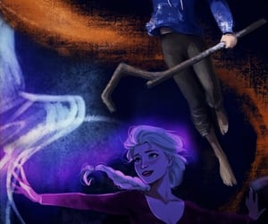 animation, disney, and dreamworks image