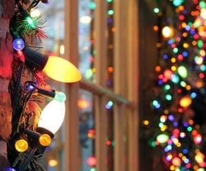 christmas, cold, and mistletoe image