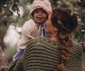 baby, braid, and fashion image