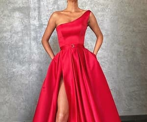 evening dress, Prom, and prom 2020 image