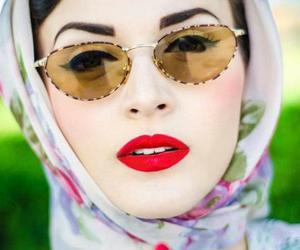 vintage, fashion, and makeup image