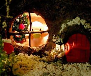 christmas lights, december, and christmas mood image