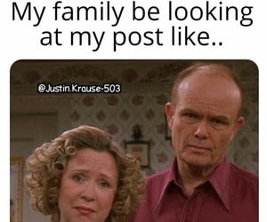 family, funny, and humorous image