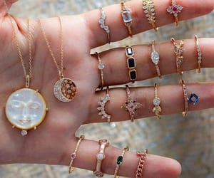 jewelry, accessories, and rings image