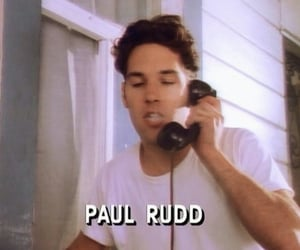 paul rudd and 90s image