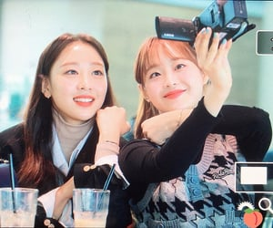 yves, chuu, and kim jiwoo image